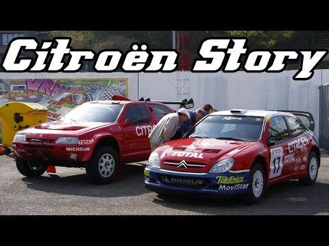 2010 Citroën Story Zolder - Xsara WRC, ZX Dakar, C2 max, C3