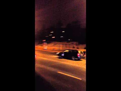 В Минске пешеход и пассажир машины подрались на проезжей части