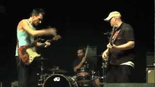 T.R.E.S. (Roberto Luti, Simone Luti, Rolando Cappanera) - Live@Cage - Alpha Dog