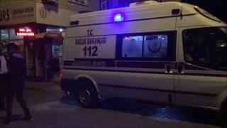 Karamanda çıkan kavgada iki kişi yaralandı