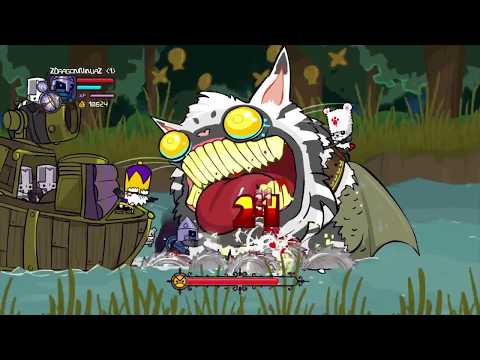 Castle Crashers Remastered-All Characters UPDATED
