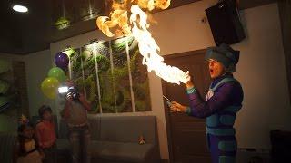 Шоу мыльных пузырей Севастополь, Крым на день рождение