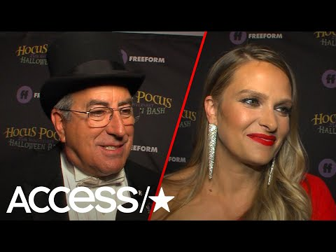 'Hocus Pocus': Kenny Ortega & Vinessa Shaw Dish About How Leonardo DiCaprio Was Almost Max!  Access