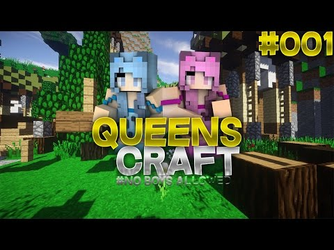 """Queen's Craft Ep.1 """"Girls Just Wanna Have Fun"""""""