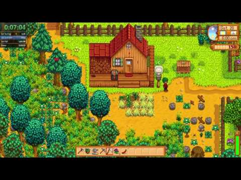 Stardew Valley All Bundles in 2:57:30