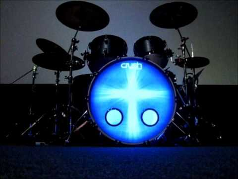 illuminated bass drum youtube. Black Bedroom Furniture Sets. Home Design Ideas