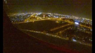 Iraqi airways landing in dubai