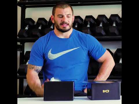 Mat Fraser Unboxes C4 Extreme | #PursuitOfPerfection