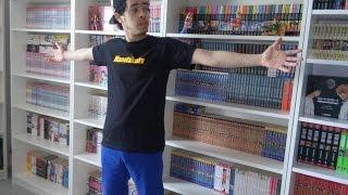 Egmont, TOKYOPOP, HEYNE, Carlsen, Kaze = Manga Sam