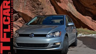 2015 VW Golf TSI Quick Pics Review: Is the MK7 Golf just right?