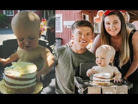 BABY JACKSON BIRTHDAY!!! Zach And Tori Roloff CELEBRATED Jackson's Birthday In The Sweetest Way!!!