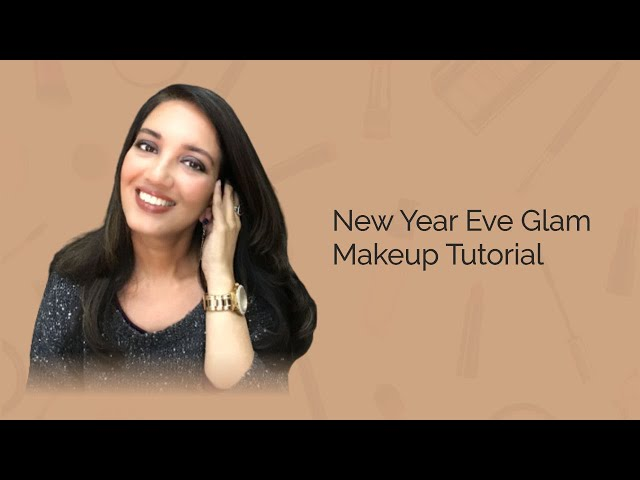 New Year Glam Makeup Tutorial