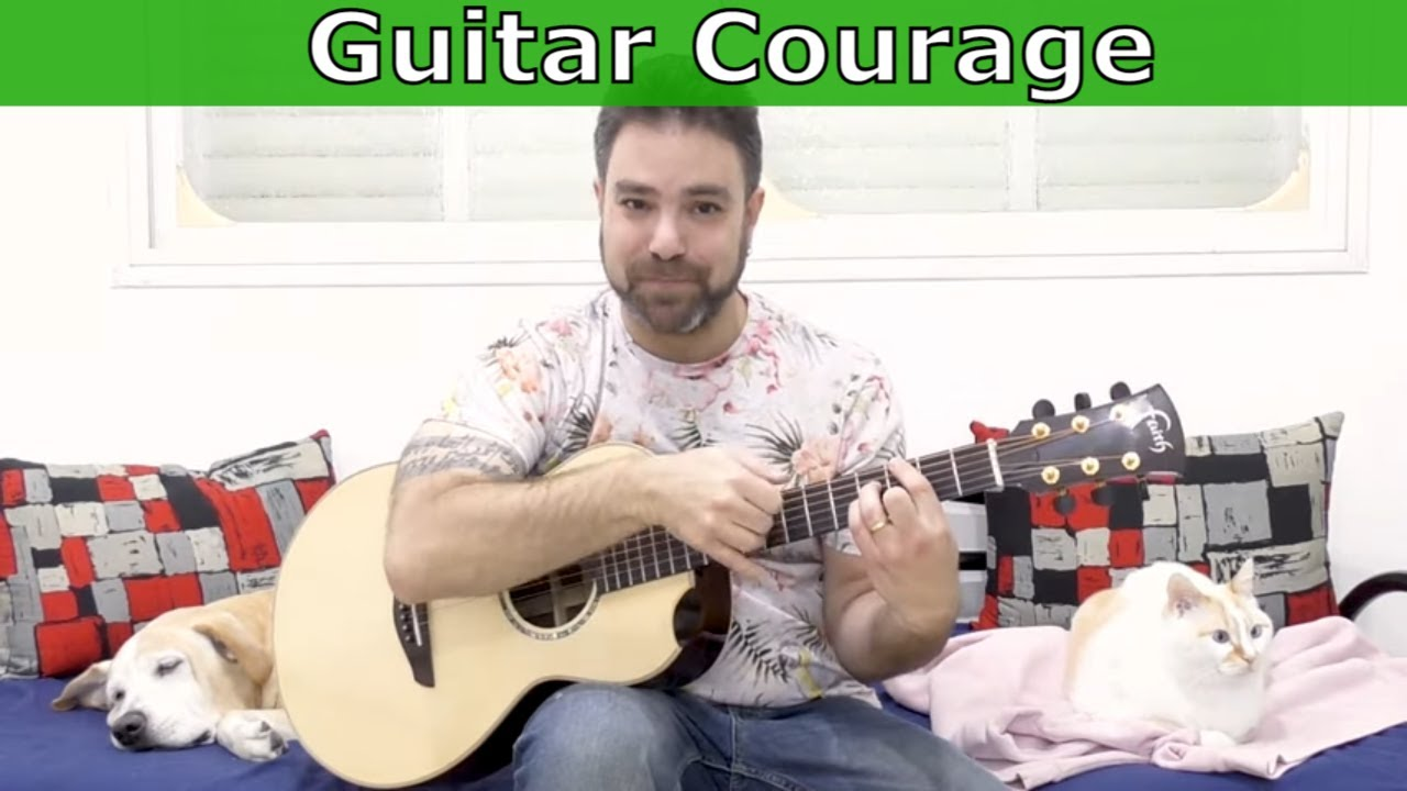 The Courage to Play Slowly  |  Guitar Lesson  |  LickNRiff