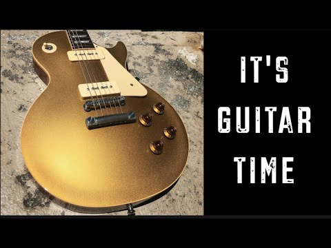 It's Guitar Time! ( Live @ 4pm Eastern)