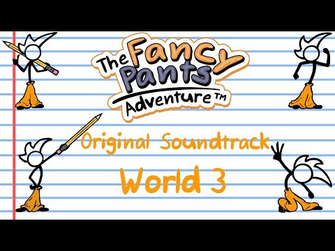 The Fancy Pants Adventure World 3 OST Princess Pirate Ship