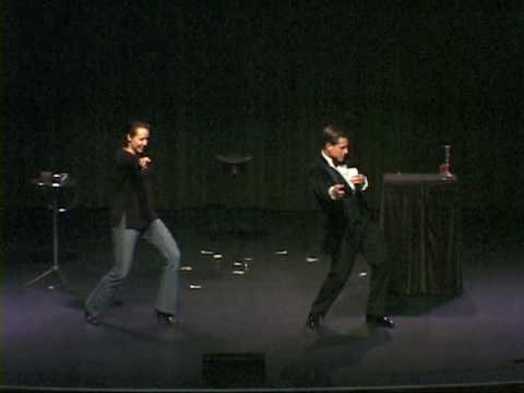Comedy Magic and More with Magician Peter Morrison