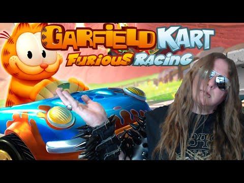 The Crypt Revue: Garfield Kart: Furious Racing |