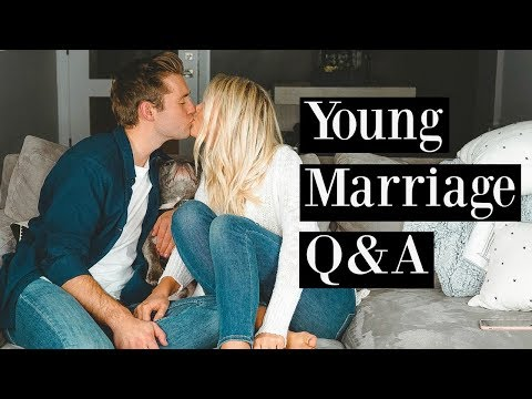 YOUNG MARRIAGE Q&A | Karlie Rae Lang
