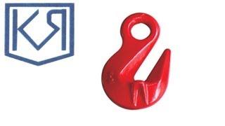 Грузовой крюк(Крюк ограничитель цепи не является концевым элементом цепного стропа, а служит для пошагового изменения..., 2013-10-11T07:30:46.000Z)