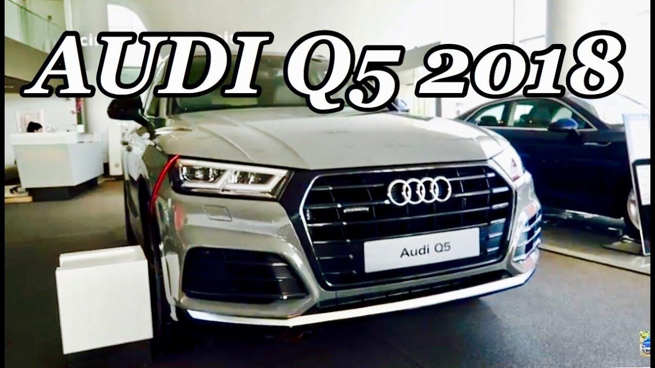 NEW 2018 Audi Q5 S-line - Exterior & Interior