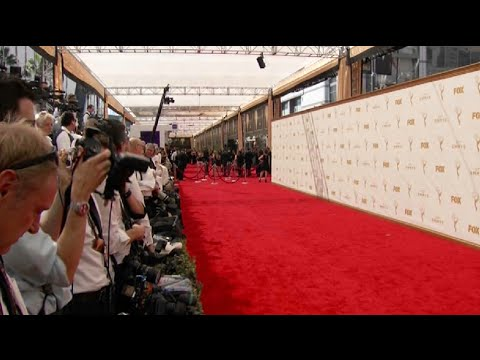67th Emmys Red Carpet