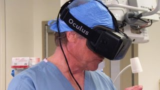 New virtual technology could improve brain surgery
