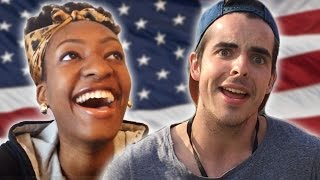 People Around The World Try An American Accent