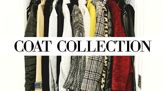 COAT COLLECTION & CLEAROUT | #LANMAS DAY 16 | allanaramaa