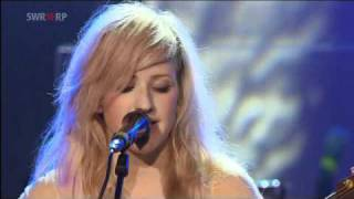 ELLIE GOULDING - Wish I Stayed @ New Pop Festival 2010