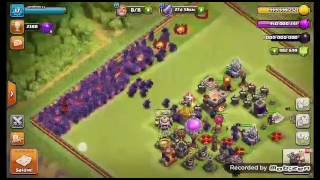 Clash of Clans hile 500 pekka 5.seviye