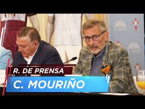 """Carlos Mouriño: """"Es el equipo más ilusionante que hemos confeccionado"""""""