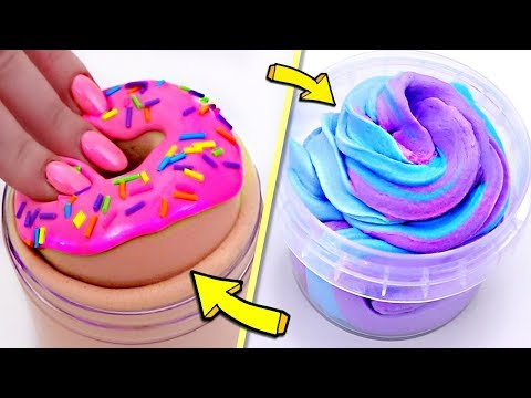 Satisfying EXTREME SLIME MAKEOVERS! Can This Slime Be FIXED??