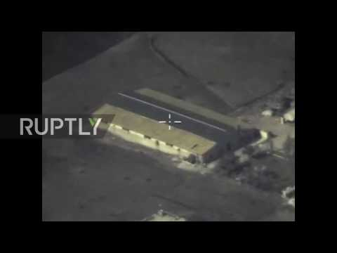 Syria: 3 commanders among dozens of militants killed in airstrikes in Idlib, Syria