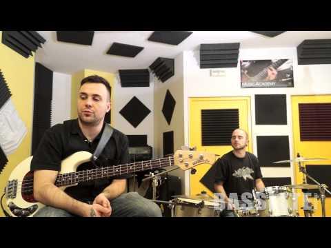 Romain Buisson, Yann Tassin & Maxime Lacote - Bassiste Magazine #58