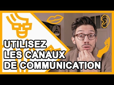 🎓 Utilisez TOUS Les Canaux De Communication !