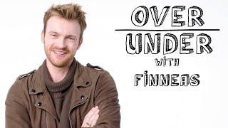 FINNEAS Rates Baby Yoda, Taco Bell, and James Bond | Over/Under