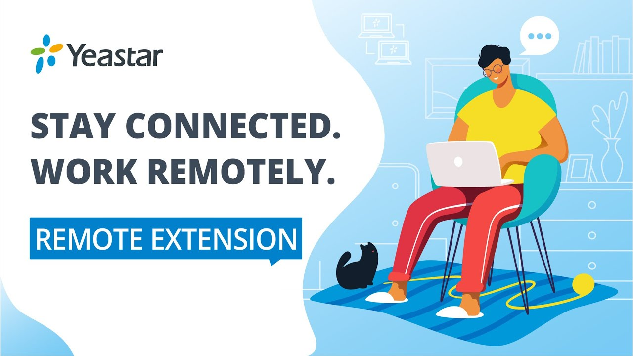 Remote Extension Enables All the Features of Your Office Deskphone   Work from Home