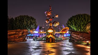 Tomorrowland Area Music - Disneyland
