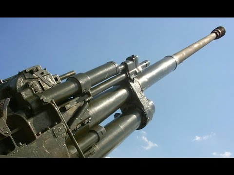 Быт артиллеристов. Бригада