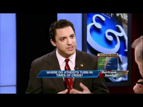 David Silverman - What Do Atheists Do in Crisis?