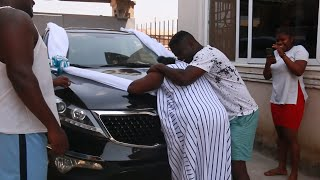 Surprising My Mom With A New Car On Christmas!(Emotional)