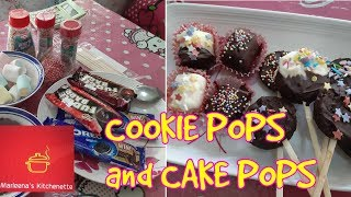 How to Make Cake Pops and Cookie Pops