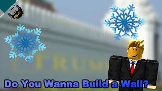 Möchten Sie eine Mauer bauen? - Ein Trash Roblox Musikvideo