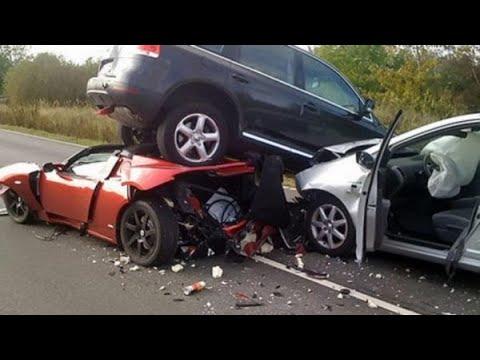 XXL Car Crash and DASHCAM Compilation