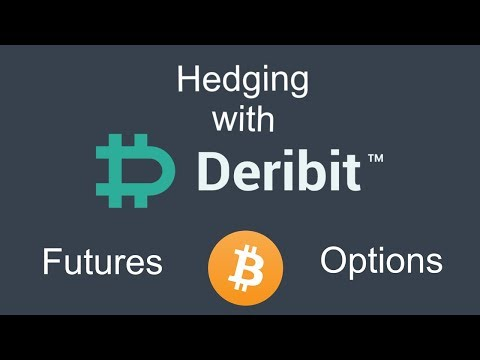 (How To) Hedge Your Bitcoin Gains Using Deribit Options : Derivatives Exchange