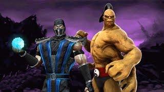 ΠΑΓΟΣ ΚΑΙ ΠΟΝΟΣ | Mortal Kombat: Shaolin Monks #3