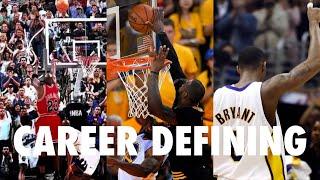 "NBA ""Career Defining"" Moments"