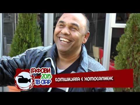 TV STAR GAFOVI 2015   KOMSIJATA E HOMOSAPIENS