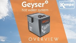 Kampa | Get To Know... Geyser Hot Water System