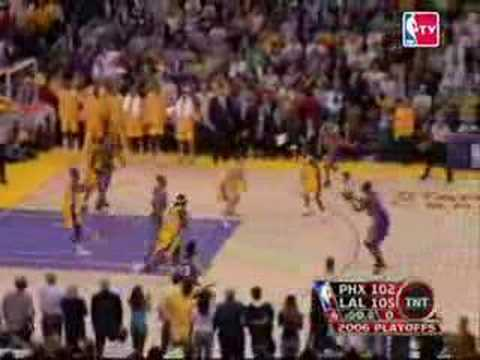 Tim Thomas clutch 3 pointer
